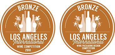 Bronze - Los Angeles International Wine Competition